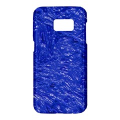 Thick Wet Paint A Samsung Galaxy S7 Hardshell Case  by MoreColorsinLife