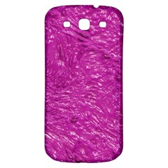 Thick Wet Paint C Samsung Galaxy S3 S Iii Classic Hardshell Back Case by MoreColorsinLife