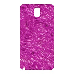 Thick Wet Paint C Samsung Galaxy Note 3 N9005 Hardshell Back Case by MoreColorsinLife