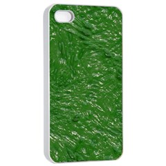 Thick Wet Paint D Apple Iphone 4/4s Seamless Case (white) by MoreColorsinLife