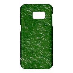 Thick Wet Paint D Samsung Galaxy S7 Hardshell Case  by MoreColorsinLife