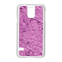 Thick Wet Paint G Samsung Galaxy S5 Case (white) by MoreColorsinLife