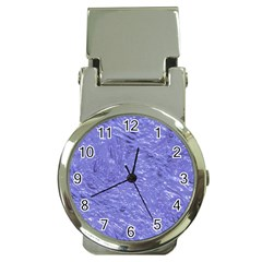 Thick Wet Paint H Money Clip Watches by MoreColorsinLife