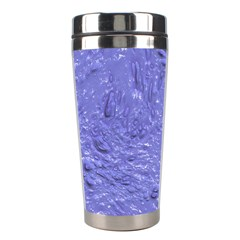 Thick Wet Paint H Stainless Steel Travel Tumblers by MoreColorsinLife