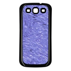 Thick Wet Paint H Samsung Galaxy S3 Back Case (black) by MoreColorsinLife