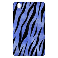 Skin3 Black Marble & Blue Watercolor (r) Samsung Galaxy Tab Pro 8 4 Hardshell Case by trendistuff