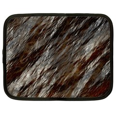 Wet Stone 11 Netbook Case (xxl)  by MoreColorsinLife