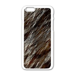Wet Stone 11 Apple Iphone 6/6s White Enamel Case by MoreColorsinLife