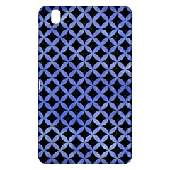 Circles3 Black Marble & Blue Watercolor Samsung Galaxy Tab Pro 8 4 Hardshell Case by trendistuff