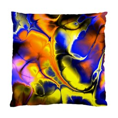 Fractal Art Pattern Cool Standard Cushion Case (two Sides) by Nexatart