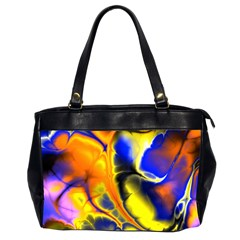 Fractal Art Pattern Cool Office Handbags (2 Sides)  by Nexatart