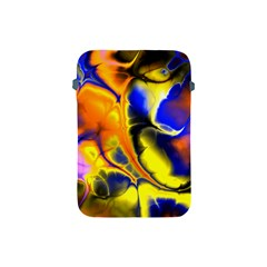 Fractal Art Pattern Cool Apple Ipad Mini Protective Soft Cases by Nexatart