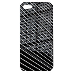 Abstract Architecture Pattern Apple Iphone 5 Hardshell Case by Nexatart