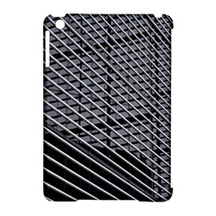 Abstract Architecture Pattern Apple Ipad Mini Hardshell Case (compatible With Smart Cover) by Nexatart