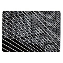 Abstract Architecture Pattern Samsung Galaxy Tab 10 1  P7500 Flip Case