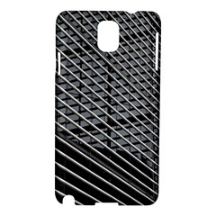 Abstract Architecture Pattern Samsung Galaxy Note 3 N9005 Hardshell Case by Nexatart