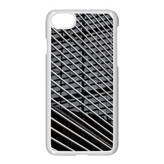 Abstract Architecture Pattern Apple Iphone 7 Seamless Case (white) by Nexatart