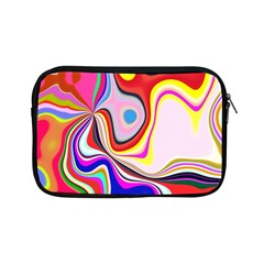 Colourful Abstract Background Design Apple Ipad Mini Zipper Cases
