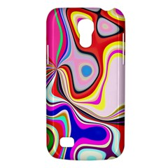 Colourful Abstract Background Design Galaxy S4 Mini by Nexatart