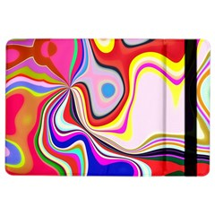 Colourful Abstract Background Design Ipad Air 2 Flip by Nexatart