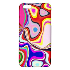 Colourful Abstract Background Design Iphone 6 Plus/6s Plus Tpu Case by Nexatart