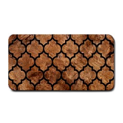 Tile1 Black Marble & Brown Stone (r) Medium Bar Mat by trendistuff