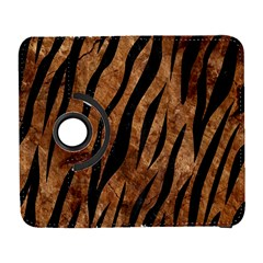 Skin3 Black Marble & Brown Stone (r) Samsung Galaxy S  Iii Flip 360 Case by trendistuff