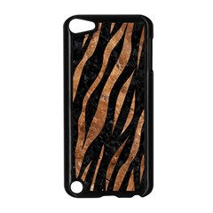 Skin3 Black Marble & Brown Stone Apple Ipod Touch 5 Case (black)