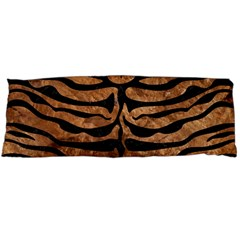 Skin2 Black Marble & Brown Stone (r) Body Pillow Case Dakimakura (two Sides)
