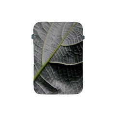 Leaf Detail Macro Of A Leaf Apple Ipad Mini Protective Soft Cases by Nexatart