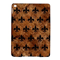 Royal1 Black Marble & Brown Stone Apple Ipad Air 2 Hardshell Case by trendistuff