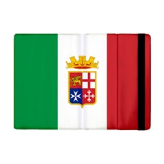 Naval Ensign Of Italy Ipad Mini 2 Flip Cases by abbeyz71