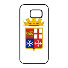 Naval Ensign Of Italy Samsung Galaxy S7 Edge Black Seamless Case by abbeyz71