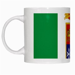 Naval Ensign Of Italy White Mugs by abbeyz71