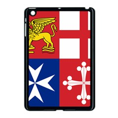 Naval Jack Of Italian Navy  Apple Ipad Mini Case (black) by abbeyz71
