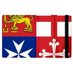 Naval Jack Of Italian Navy  Apple Ipad Pro 9 7   Flip Case