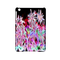 Fractal Fireworks Display Pattern Ipad Mini 2 Hardshell Cases by Nexatart