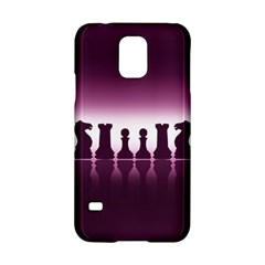Chess Pieces Samsung Galaxy S5 Hardshell Case  by Valentinaart