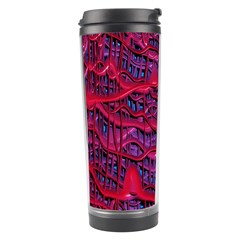 Plastic Mattress Background Travel Tumbler by Nexatart