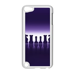 Chess Pieces Apple Ipod Touch 5 Case (white) by Valentinaart