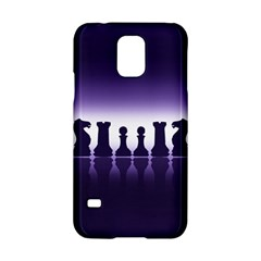 Chess Pieces Samsung Galaxy S5 Hardshell Case