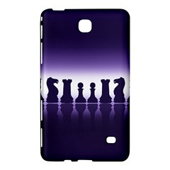 Chess Pieces Samsung Galaxy Tab 4 (7 ) Hardshell Case  by Valentinaart