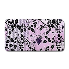 Floral Pattern Background Medium Bar Mats by Nexatart
