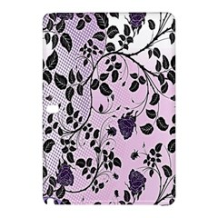 Floral Pattern Background Samsung Galaxy Tab Pro 10 1 Hardshell Case by Nexatart