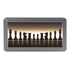 Chess Pieces Memory Card Reader (mini) by Valentinaart