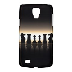Chess Pieces Galaxy S4 Active by Valentinaart