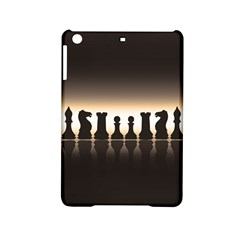 Chess Pieces Ipad Mini 2 Hardshell Cases by Valentinaart