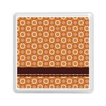 Floral Seamless Pattern Vector Memory Card Reader (Square)  Front