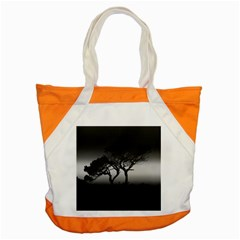 Sunset Accent Tote Bag by Valentinaart