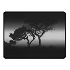 Sunset Double Sided Fleece Blanket (small)